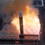 トマホークミサイル発射 の写真 (23)