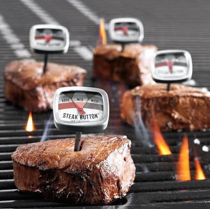 美味しいステーキを焼く秘訣は温度管理