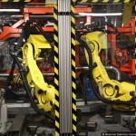 VW 生産工場の写真 (14)