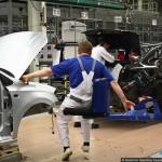 VW 生産工場の写真 (7)