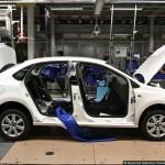 VW 生産工場の写真 (1)