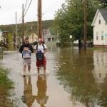 大洪水の時に守るべきはビール! (2)