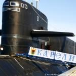 原子力潜水艦 カレリアの写真 (42)