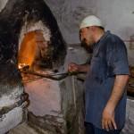 ウズベキスタンのパンができるまでの写真 (5)