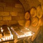 ウズベキスタンのパンができるまでの写真 (23)