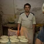 ウズベキスタンのパンができるまでの写真 (20)