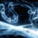 微生物の超拡大画像 (13)