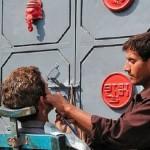 インドの床屋さん (9)