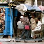 インドの床屋さん (8)