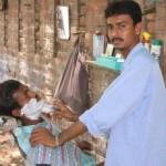 インドの床屋さん (3)