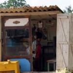 インドの床屋さん (2)
