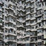 香港の高層集合住宅の写真 (34)