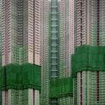 香港の高層集合住宅の写真 (47)
