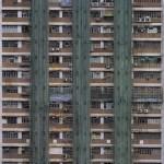香港の高層集合住宅の写真 (4)