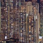 香港の高層集合住宅の写真 (3)