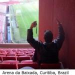 設計に問題のあったスタジアムの観客席 (10)
