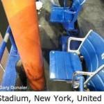 設計に問題のあったスタジアムの観客席 (8)