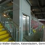 設計に問題のあったスタジアムの観客席 (2)