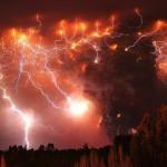 チリのプジェウエ火山噴火の衝撃写真 20枚 (7)