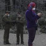 チリのプジェウエ火山噴火の衝撃写真 20枚 (1)