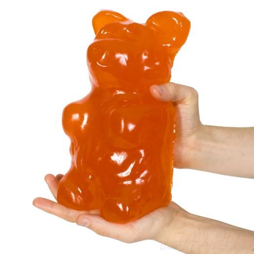 巨大なクマのグミ