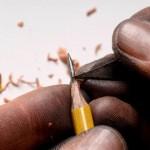 鉛筆の芯を芸術的に削った写真16枚 (16)