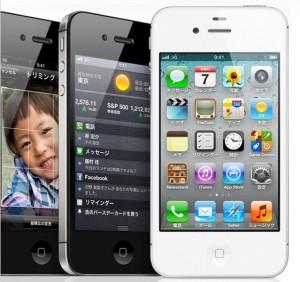 iPhone 4S 世界販売台数3日間で400万台突破!