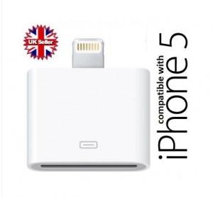 iPhone5 Dock コネクタ変換アダプター購入