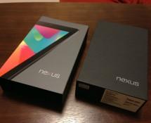 Nexus 7 32GB 箱開け&レビュー (4)