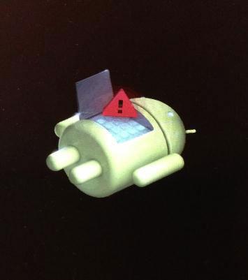 Nexus 7 Android 4.2にアップデートできなくなる初期不良
