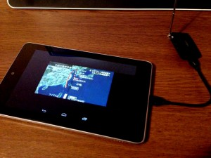 Nexus 7 ワンセグ LDT-1SA01
