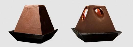 チョコレートランプ