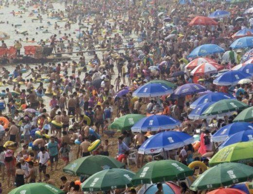 やっぱ中国は人が多い!と実感させられる23枚の画像