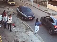 ブラジルの新手の強盗、ドライブスルー強盗